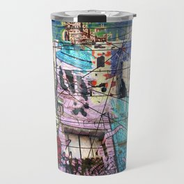 European Street Art Travel Mug