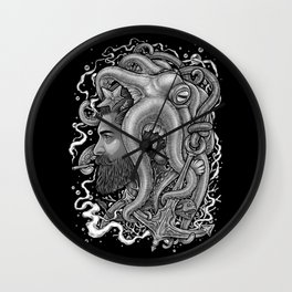 Winya No. 124 Wall Clock