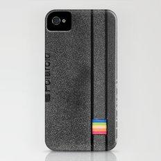 Polaroid Spirit 600 CL, black Slim Case iPhone (4, 4s)