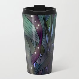 Nocturne with Fireflies Travel Mug