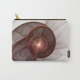 Abstract Digital Art, Fantasy Figure Carry-All Pouch