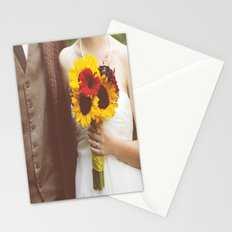 Man & Wife Stationery Cards
