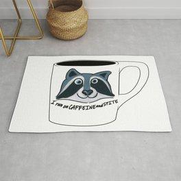 Caffeine and Spite Rug