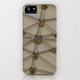Yorkminster Ceiling iPhone Case