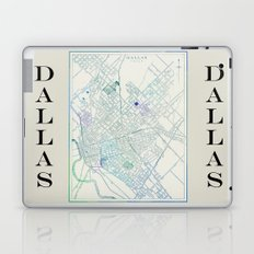 Dallas Laptop & iPad Skin