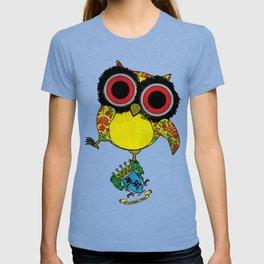 Printed Owl T-shirt