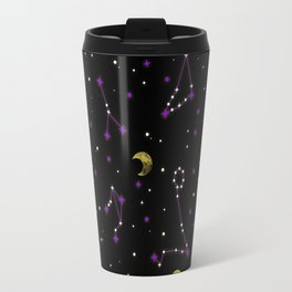 Galactic Pattern Travel Mug