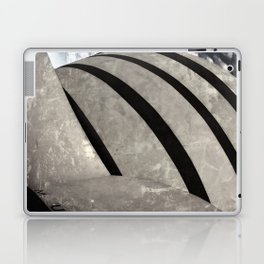 Guggenheim Museum | New York [Sky cut 441] Laptop & iPad Skin