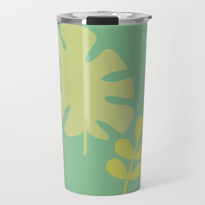 Botanical #2 Travel Mug