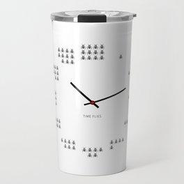 Time Flies Travel Mug