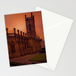 WW2 Bombed out Church Stationery Cards