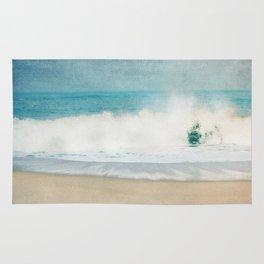 beach - ocean blues Rug