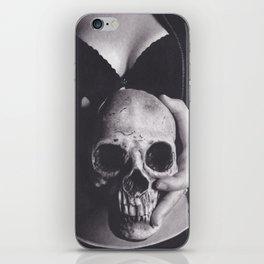 Flesh and Bone iPhone Skin