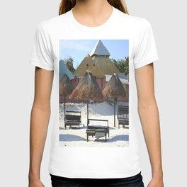 Carribean sea 16 T-shirt