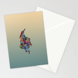Colombie Stationery Cards