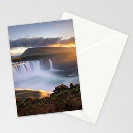 Goðafoss Stationery Cards