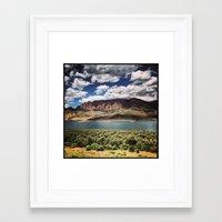 colorado Framed Art Prints featuring Colorado by Caroline Sinno Photography