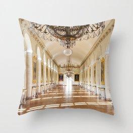 Versailles  Throw Pillow