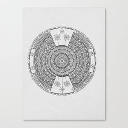 Mandala #2 Canvas Print