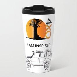 I AM INSPIRED LAND CRUISER 80 Series Travel Mug
