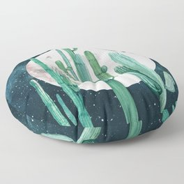 Desert Nights 2 Floor Pillow