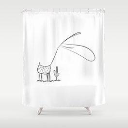 Machu Picchu Perú Shower Curtain