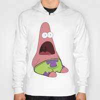 patrick Hoodies featuring Patrick Star  by Adel