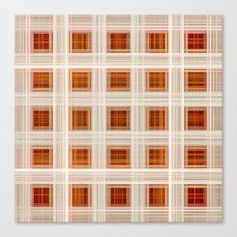 Ambient 11 Squares Canvas Print
