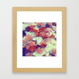 Pretty Petals Framed Art Print