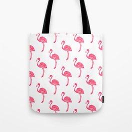 American Flamingo (pink) Tote Bag