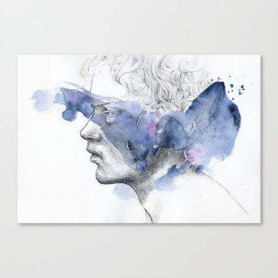 water show II Canvas Print