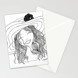 Summergirl Stationery Cards