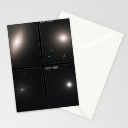 Hubble Space Telescope - Searching for Star Clusters (2008) Stationery Cards