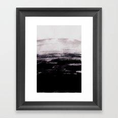NH1 Framed Art Print