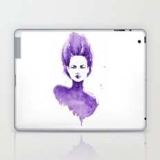 Purple Water Faery Laptop & iPad Skin