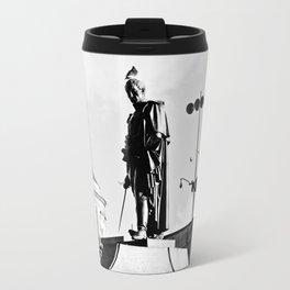 Bolivar and the dove. Travel Mug