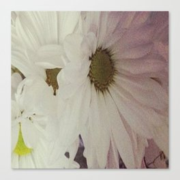 Flower print #3 Canvas Print
