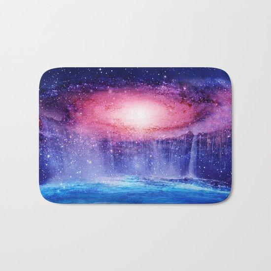 Andromeda Waterfall. Bath Mat
