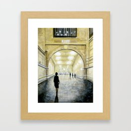 Grand Central, New York Framed Art Print