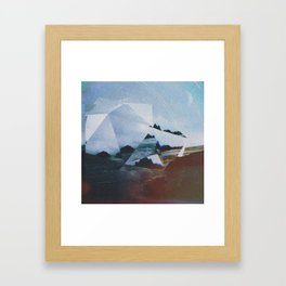 PFĖÏF Framed Art Print