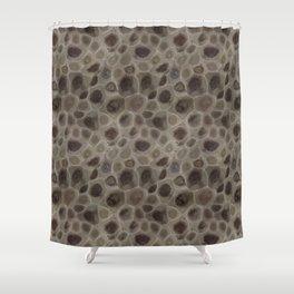 Petoskey Stone Shower Curtain