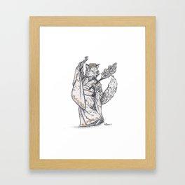 Tiny Dancer - Sakura Fox Framed Art Print