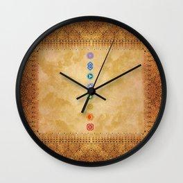 Chakras Kali | Beyond the time  Wall Clock