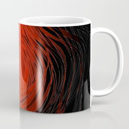 Complex Spiral2-Red Coffee Mug