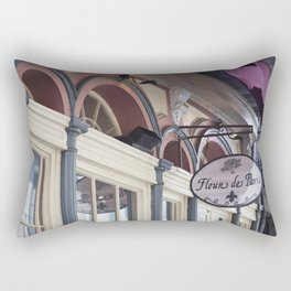 New Orleans Fleur de Paris Rectangular Pillow
