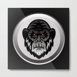 Apes Metal Print