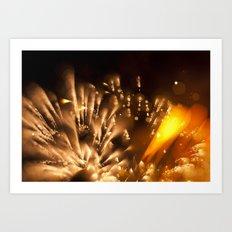 Efflorescence 15 Art Print