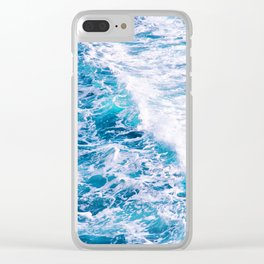 My Inner Sea Clear iPhone Case