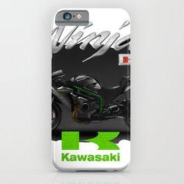 Ninja - Kawasaki T-Shirts And Accessories iPhone Case