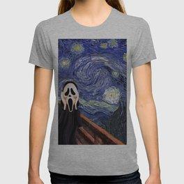 Scream Scary movie T-shirt